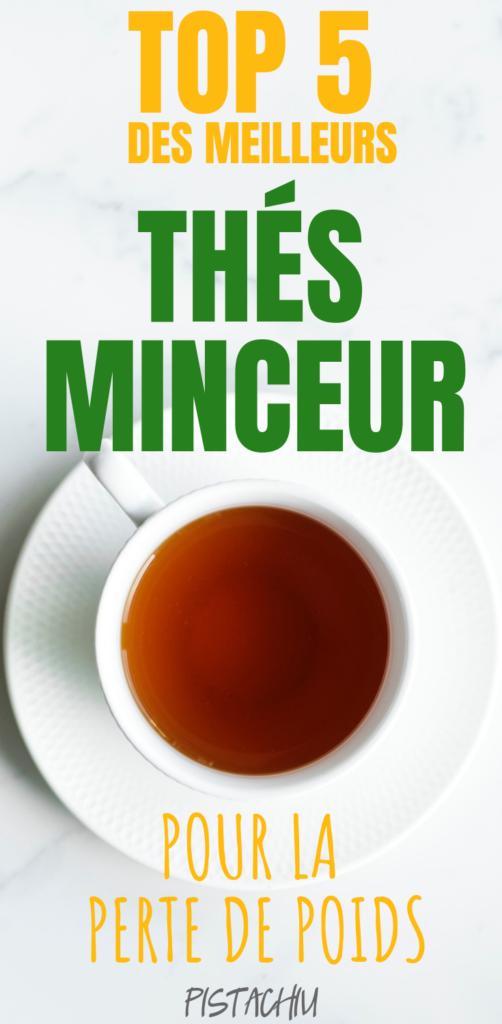 thé qui vous aide à perdre du gras