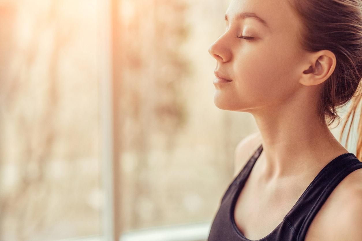 respiration profonde brûler les graisses