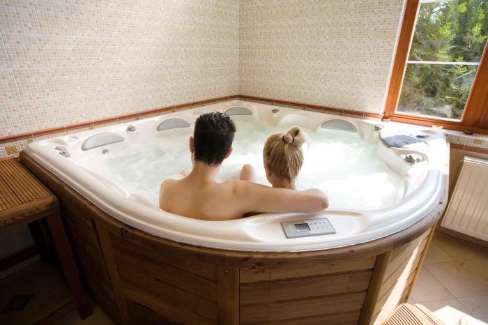 Achetez un spa pour bien maigrir