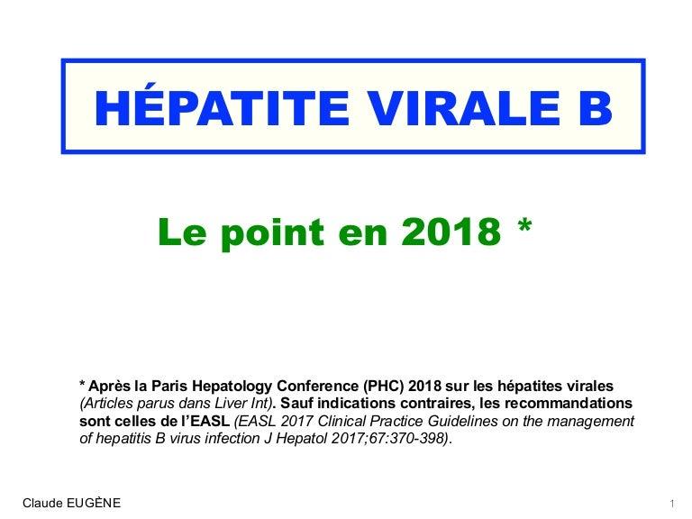 Hépatite B - DIAGNOSTIC - Pourquoi Docteur