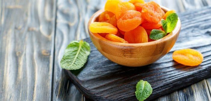 avantages des abricots secs pour perdre du poids