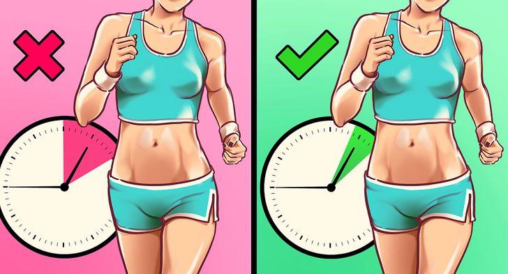 8 façons étonnantes de perdre du poids sans effort
