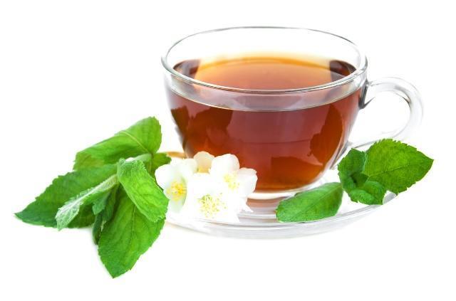 thé minceur eau
