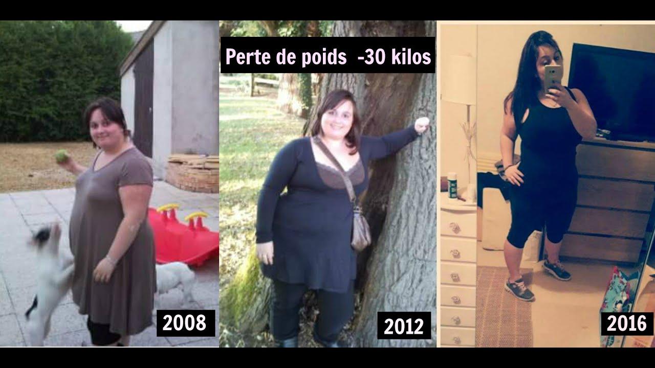 grosse perte de poids