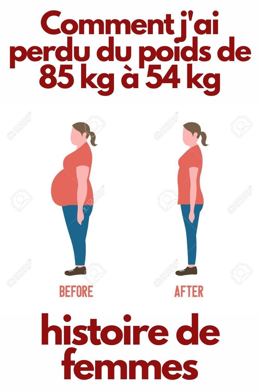 histoires de perte de poids de magazine de santé des femmes teatox minceur