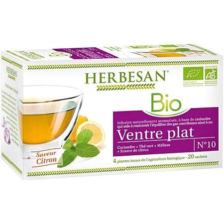 Infusion aux herbes de thé de perte de poids e-z
