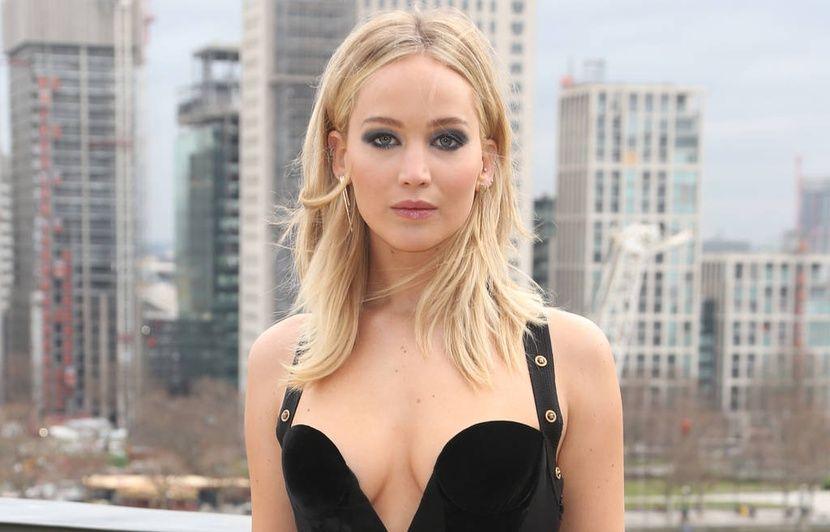 Jennifer Lawrence : On m'a dit de perdre du poids pour un rôle