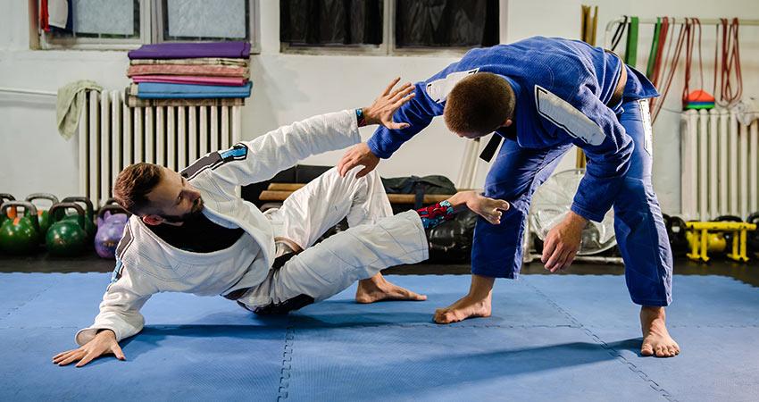 jiu jitsu pour perdre du poids