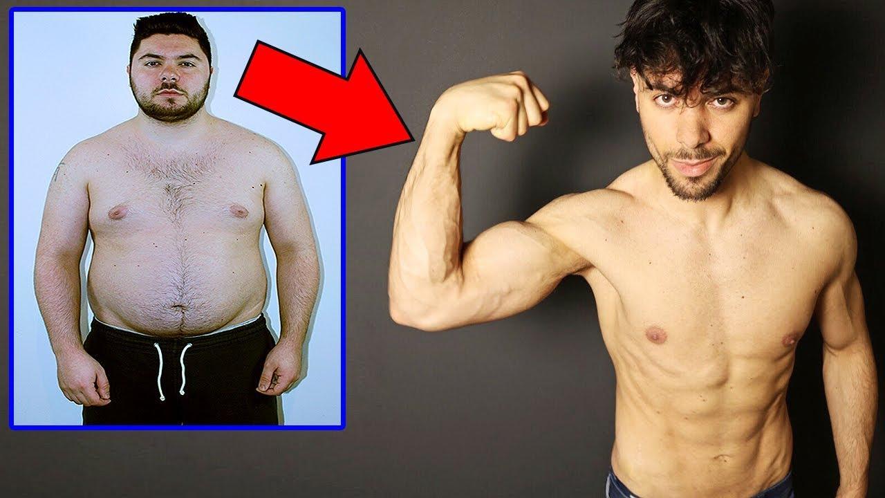 jordan page perte de poids