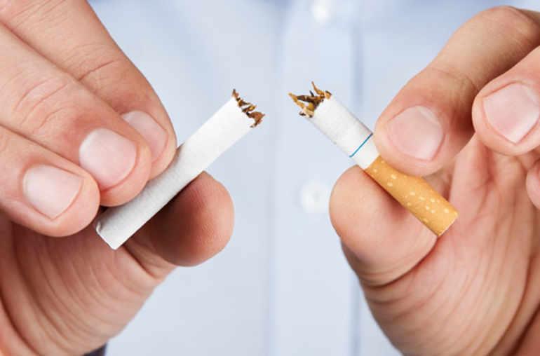 la cigarette vous aide-t-elle à perdre du poids