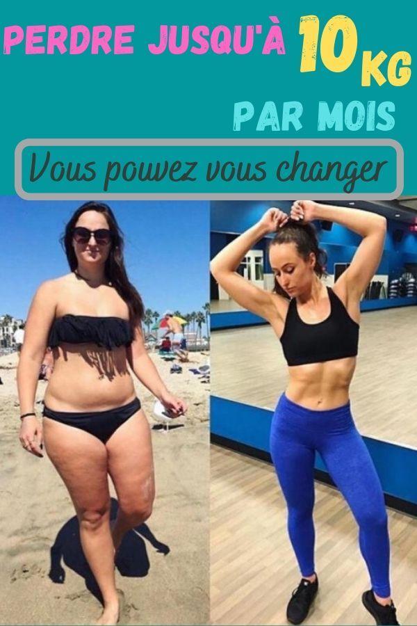 la perte de poids de 30 livres de haley en 3 mois