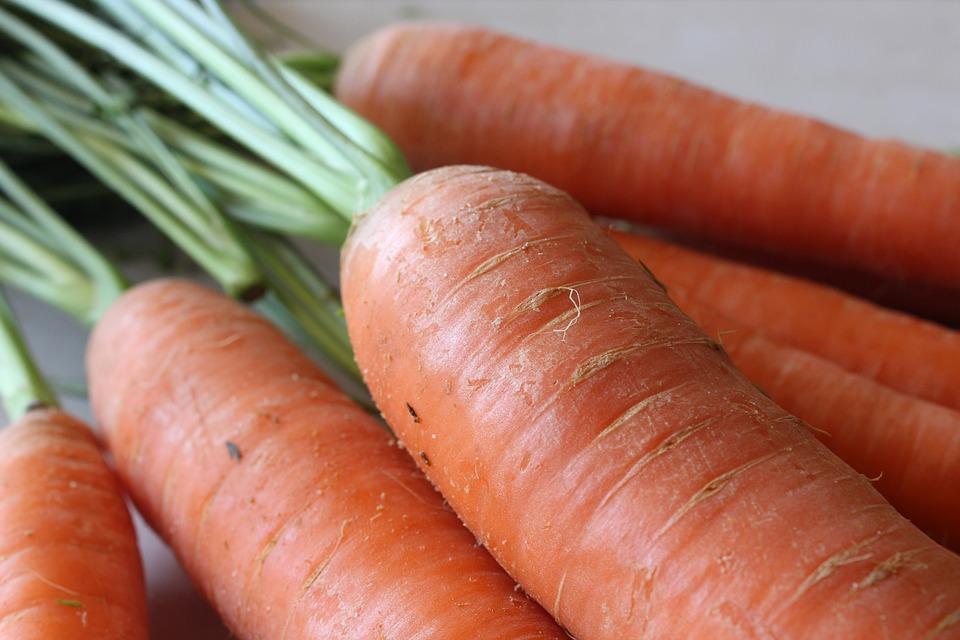 La carotte crue pour maigrir ? - Le blog gestinfo.fr