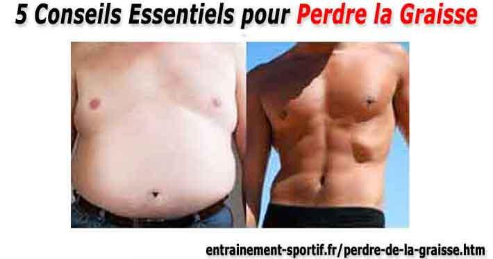 manger de la graisse pour perdre la graisse du ventre