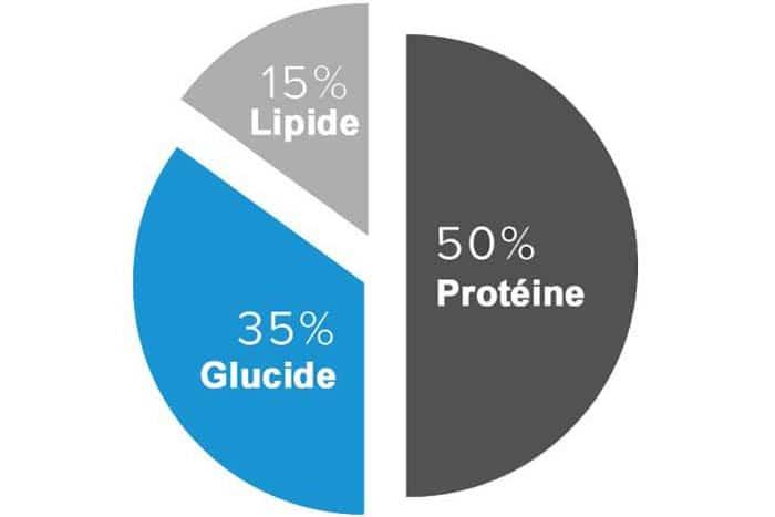 meilleur ratio de macros pour la perte de graisse