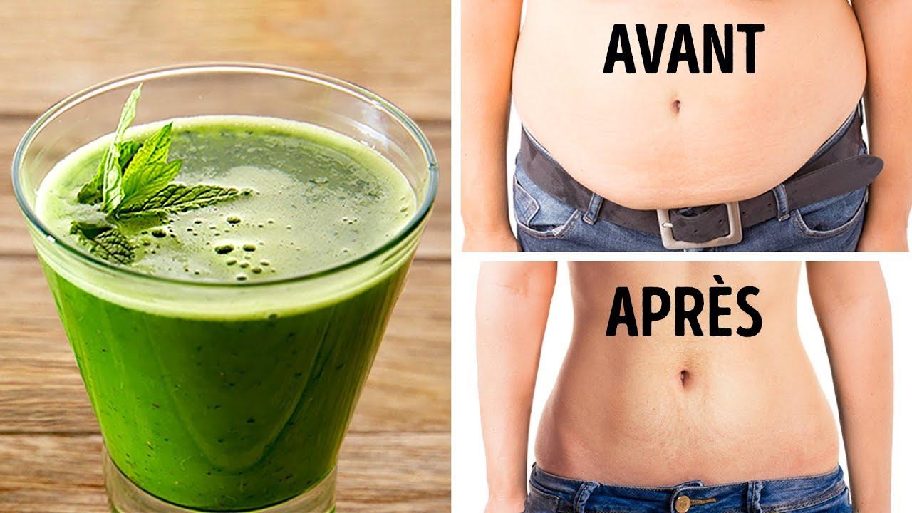 Quelles sont les meilleures boissons pour maigrir - Tout pratique