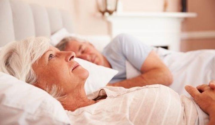 ménopause et insomnie perte de poids