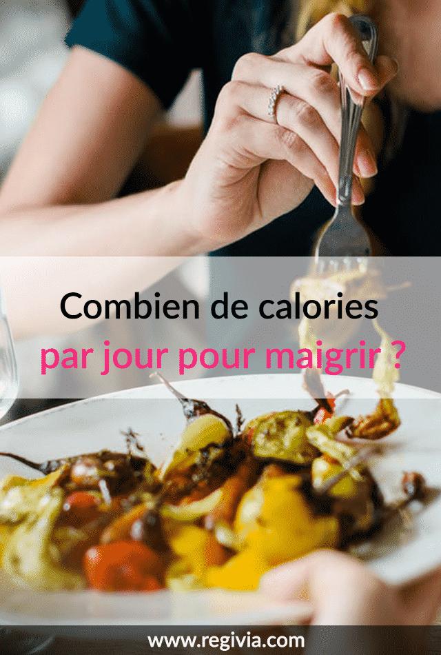 mode survie perdre du poids