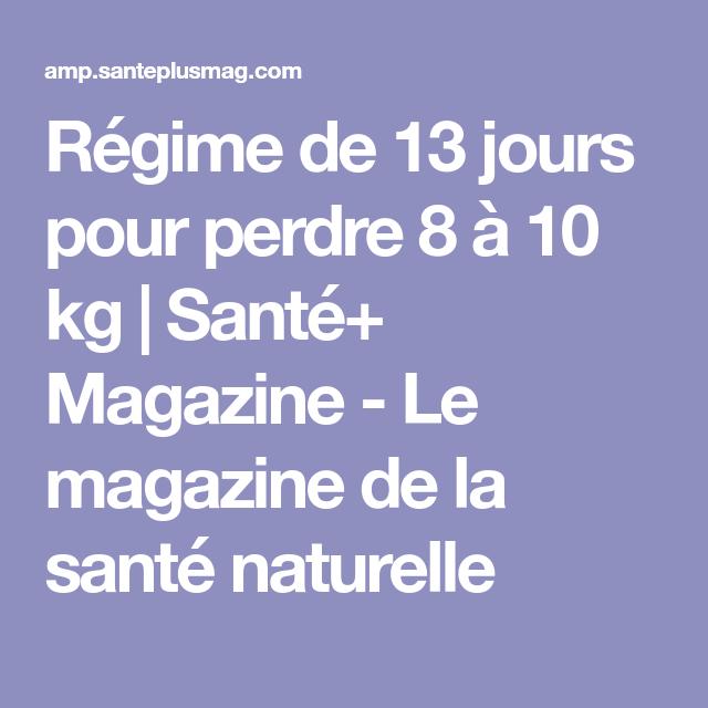Régime Express 2 semaines | Régime express, Régime, Diete