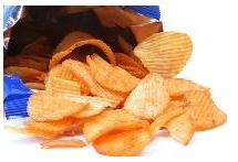 perdre du poids des chips de four