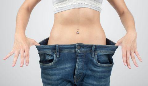 comment perdre du poids en haut