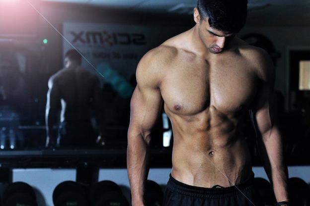 perdre la graisse du bas du dos masculin