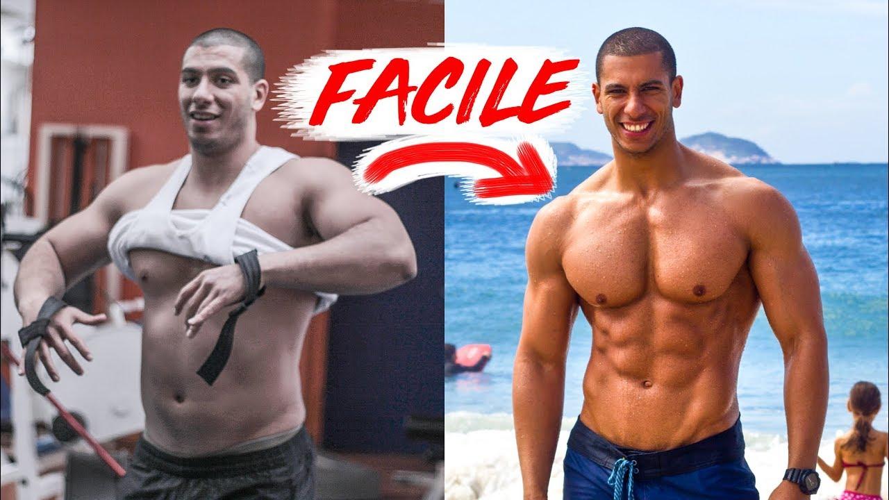 perte de graisse corporelle complète