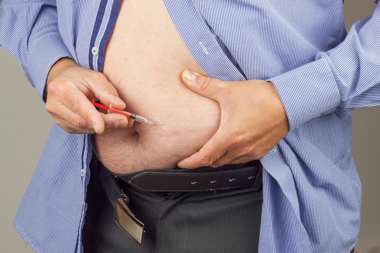 perte de graisse pour obèse