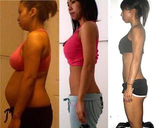 perte de poids 1 mois