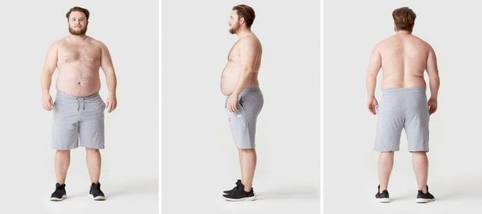 la perte de graisse ne se produit pas