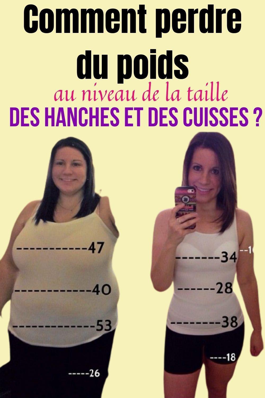 faire pression pour perdre du poids