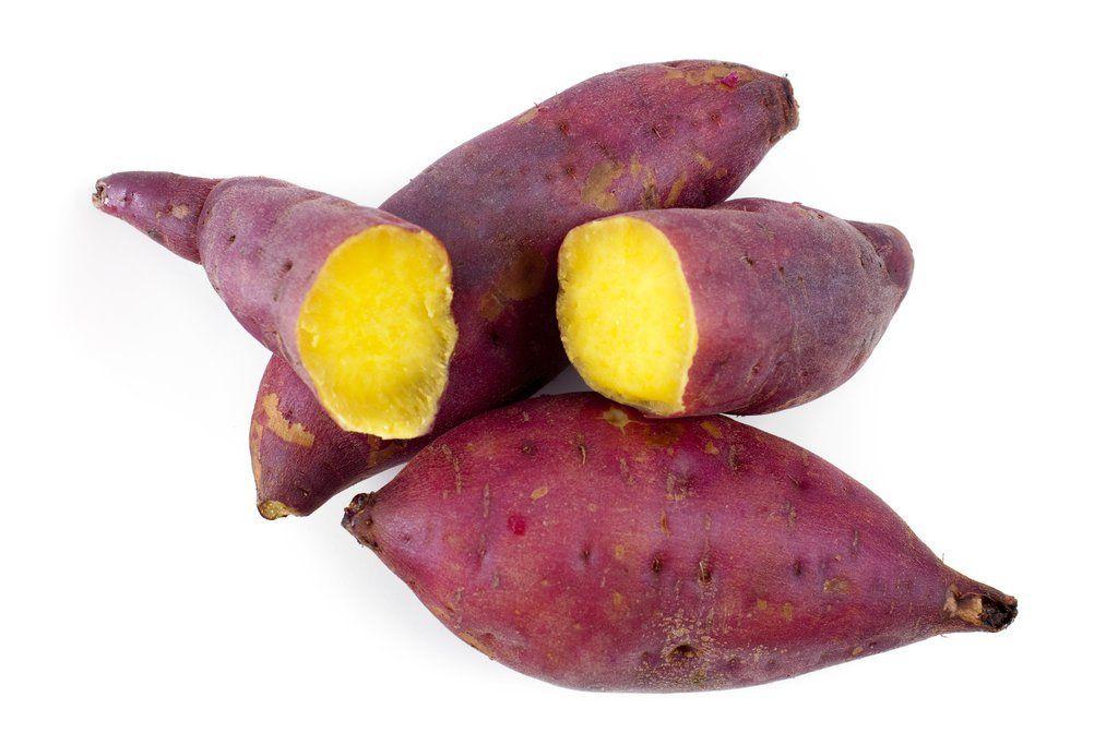 10 bienfaits pour la santé des patates douces violettes