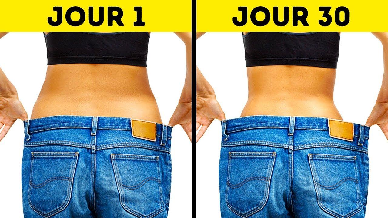 peux-tu perdre du poids en 2 jours