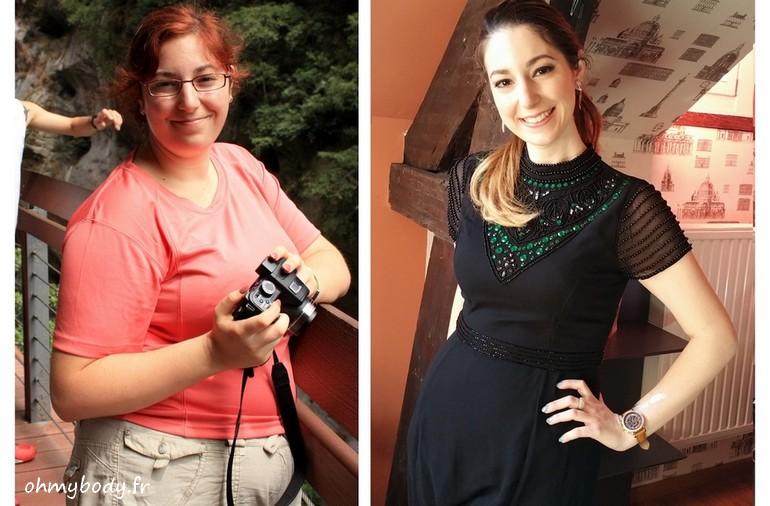 plus de 55 histoires de réussite en matière de perte de poids