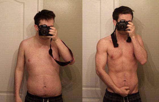 plus de perte de graisse corporelle