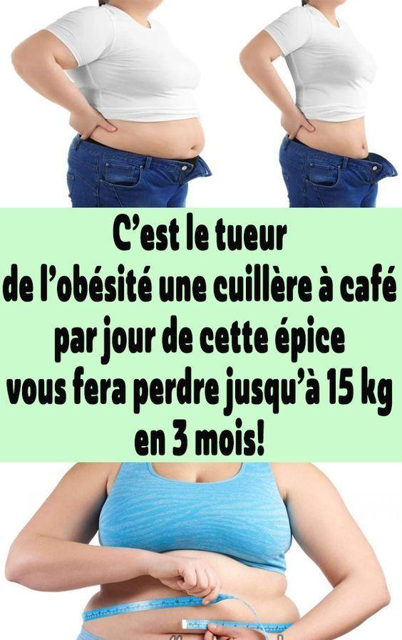 poids santé à perdre en 3 mois