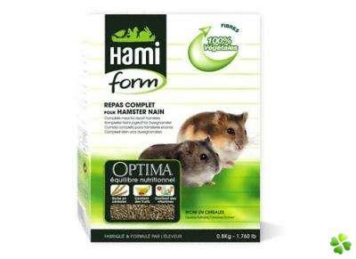 Pourquoi Un Hamster Perdrait-il Du Poids