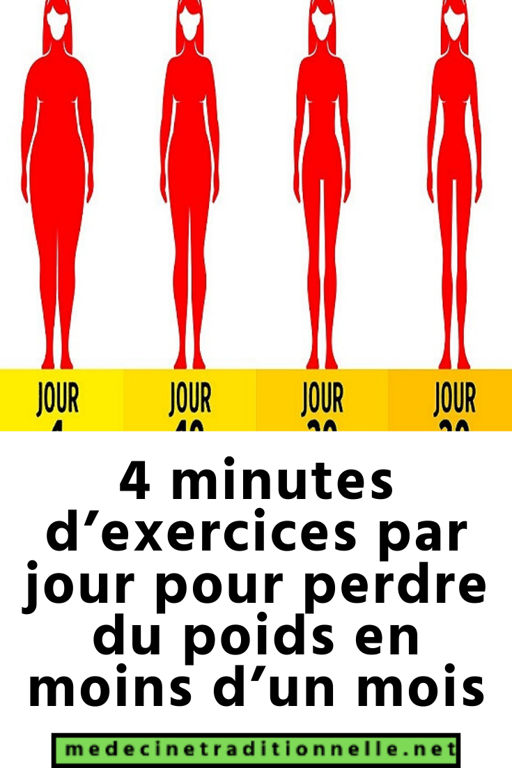 Comment perdre du poids en un mois (avec images)