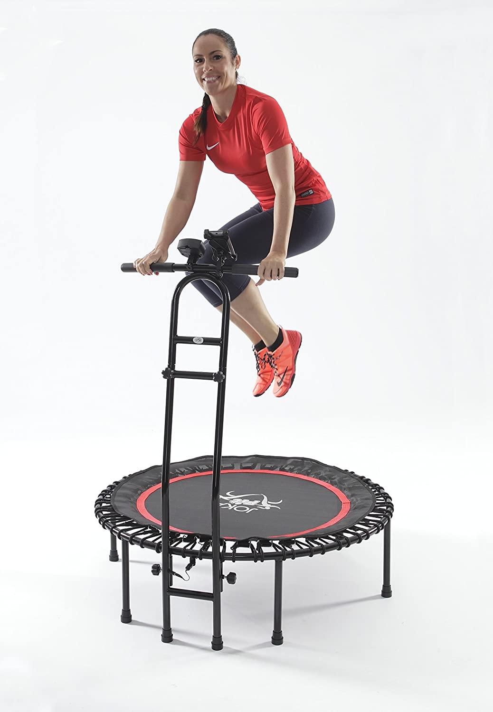 Le trampoline est une très bonne résolution!