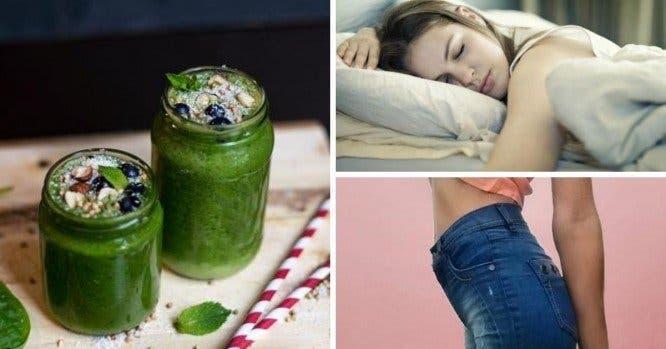 5 smoothies spectaculaires pour perdre du poids sans avoir faim