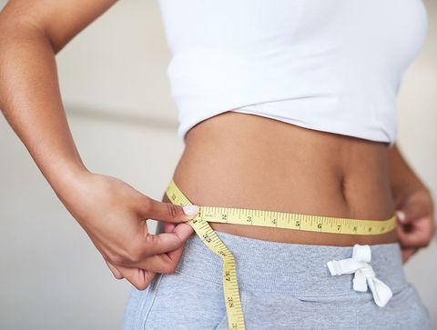 signes de perte de poids dans le ventre
