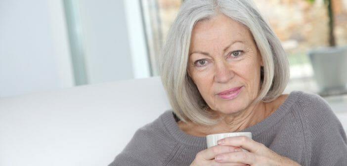 Une femme de 60 ans ne peut pas perdre de poids