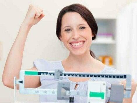 Obèse, elle perd 25 kg pour tomber enceinte