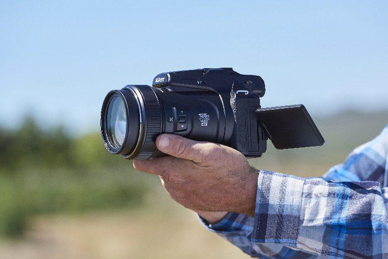 Test Nikon P - Test - le boîtier photo extra-terrestre - MAGAZINEVIDEO