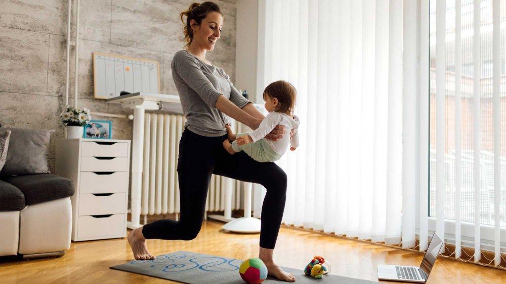 Comment perdre son ventre après la grossesse en 6 étapes - Puretrend