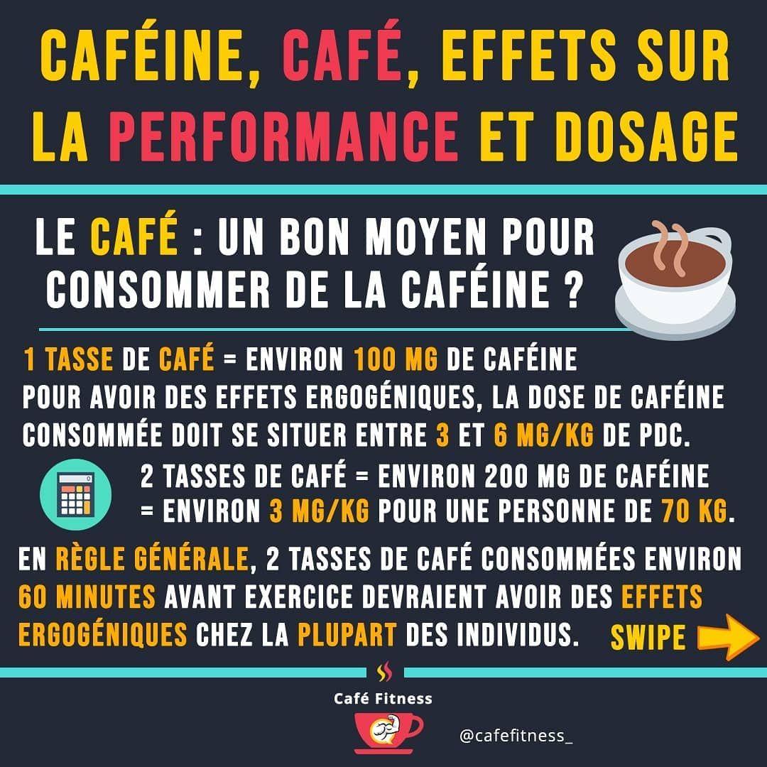 dose de caféine pour perdre du poids