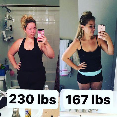 Perte de poids femme 240 lb