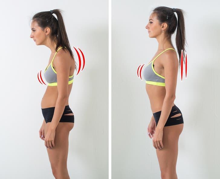 rétrécir les seins après une perte de poids