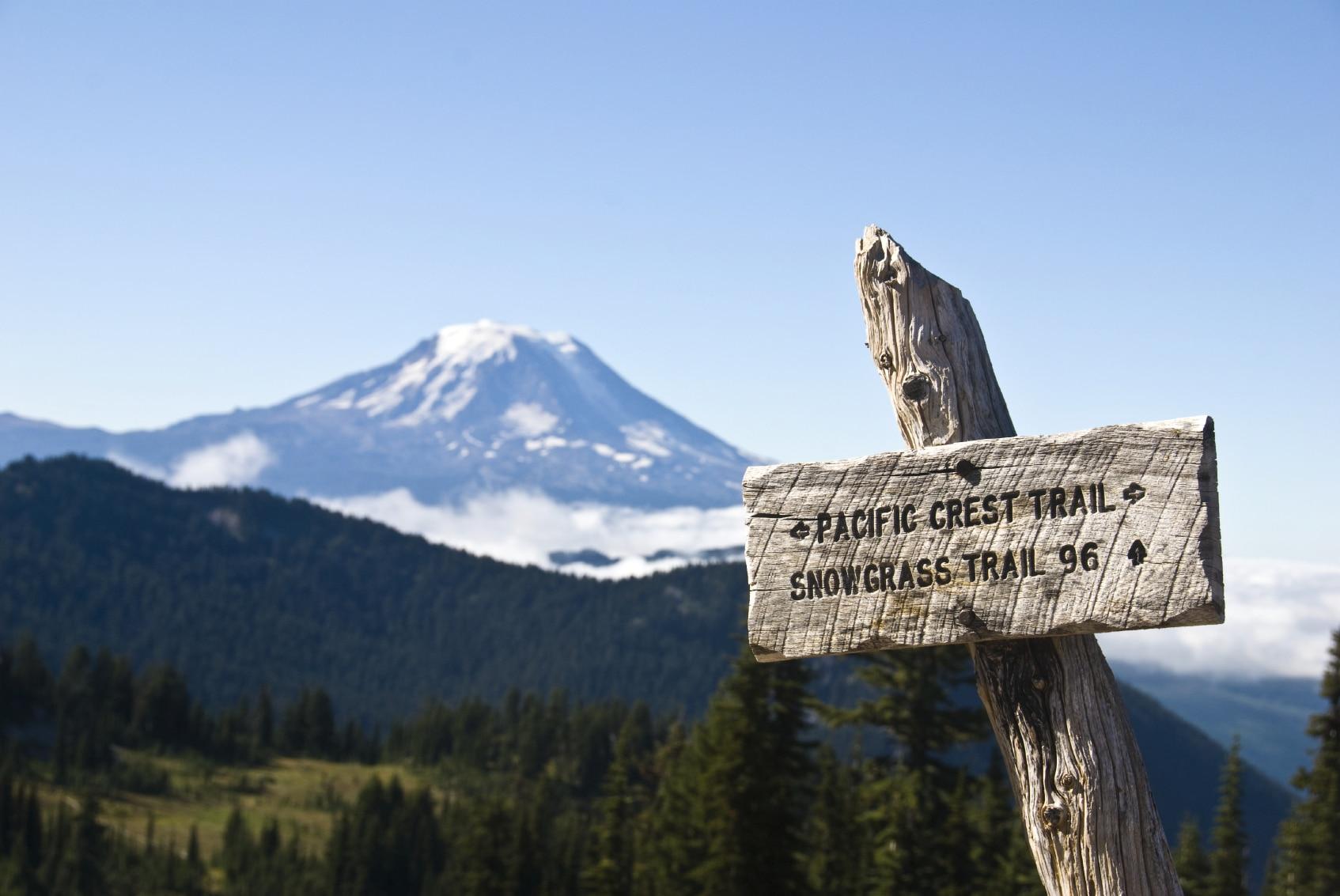 perte de poids Pacific Crest Trail perte de poids maximale par mois