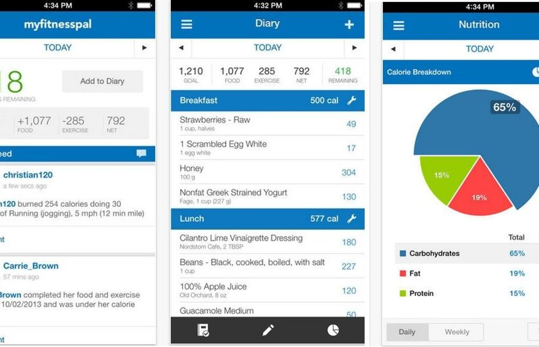 Application régime : quelles sont les meilleures applis pour perdre du poids ?