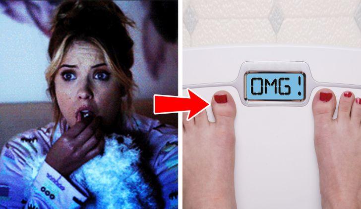 histoires de perte de poids